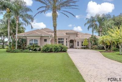 Ormond Beach Single Family Home For Sale: 36 Old Canyon Ln
