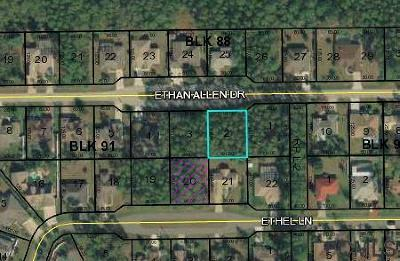 Cypress Knoll Residential Lots & Land For Sale: 33 Ethan Allen Drive
