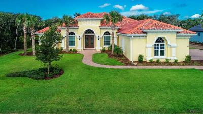 Palm Coast Single Family Home For Sale: 47 Ocean Oaks Ln