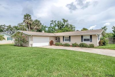 Ormond Beach Single Family Home For Sale: 39 Colonial Cir