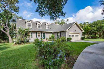 St Augustine FL Single Family Home For Sale: $650,000