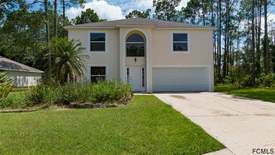 Palm Coast Single Family Home For Sale: 6 Llach Court