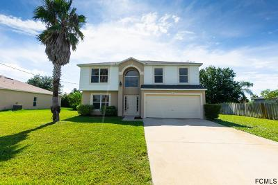 Matanzas Woods Single Family Home For Sale: 10 Lamar Lane