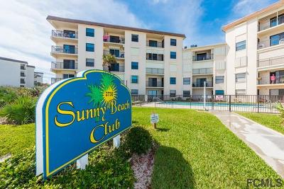 Ormond Beach Condo/Townhouse For Sale: 2730 Ocean Shore Blvd #107