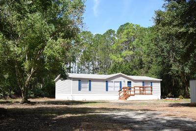 Bunnell Single Family Home For Sale: 1050 Cedar St