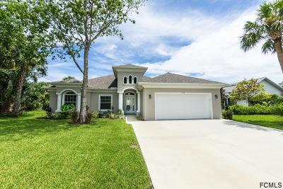 Palm Coast Single Family Home For Sale: 136 Cochise Court