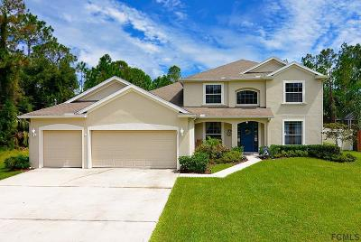Seminole Woods Single Family Home For Sale: 71 Slumber Meadow Trail
