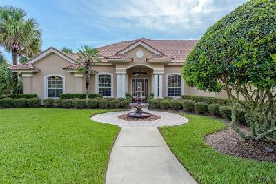 Beverly Beach, Flagler Beach, Palm Coast Single Family Home For Sale: 67 Island Estates Pkwy