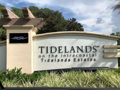 Tidelands Condo/Townhouse For Sale: 55 Riverview Bend S #2011