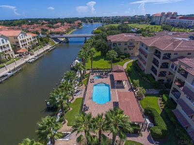 Palm Coast Condo/Townhouse For Sale: 110 Club House Dr #101