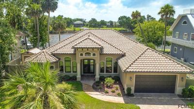 Palm Coast Single Family Home For Sale: 6 Weldon Way