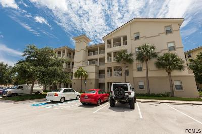 Palm Coast Condo/Townhouse For Sale: 75 Riverview Bend S #1635