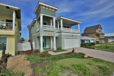 Flagler Beach Single Family Home For Sale: 2282 S Ocean Shore Blvd