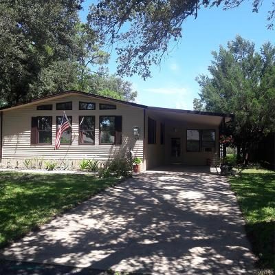 St Augustine Single Family Home For Sale: 628 W 16th St