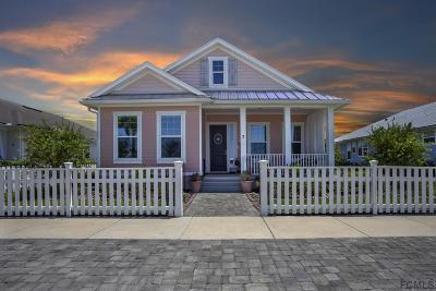 Palm Coast Single Family Home For Sale: 7 Smiling Fish Lane