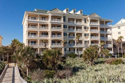 Palm Coast Condo/Townhouse For Sale: 900 Cinnamon Beach Way #821