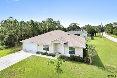 Seminole Woods Single Family Home For Sale: 8 E Selma Trail