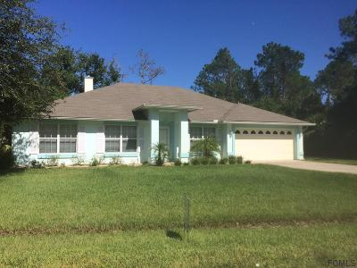 Palm Coast Single Family Home For Sale: 3 Slowdrift Turn