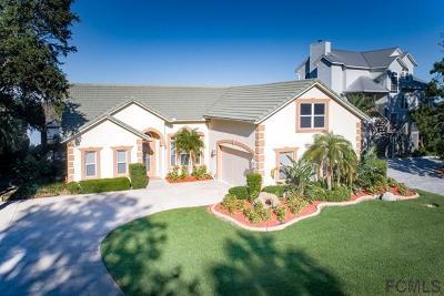 Flagler Beach Single Family Home For Sale: 403 Palm Dr