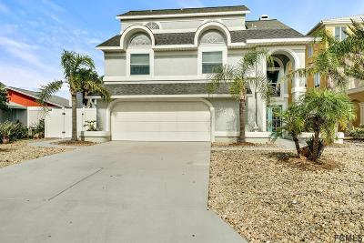 Flagler Beach Single Family Home For Sale: 2534 Lakeshore Dr