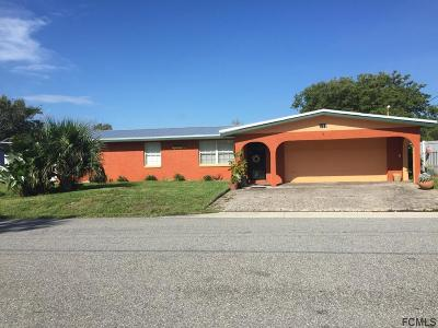 Flagler Beach Single Family Home For Sale: 111 Avalon Ave