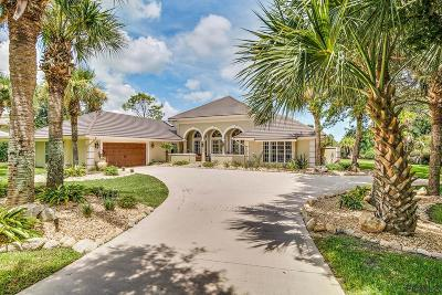 Palm Coast Single Family Home For Sale: 9 Island Estates Pkwy
