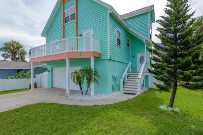 Flagler Beach Single Family Home For Sale: 1959 Daytona Ave N