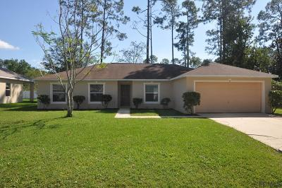 Palm Coast Single Family Home For Sale: 14 Barrington Dr