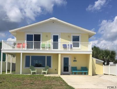 Flagler Beach Single Family Home For Sale: 305 Ocean Shore Blvd