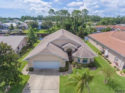 Palm Coast Single Family Home For Sale: 12 Commander Court