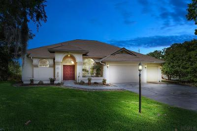 Palm Coast Single Family Home For Sale: 2 Cedarwood Court