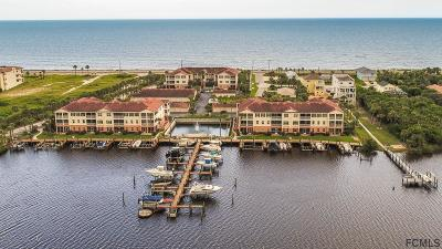 Flagler Beach Condo/Townhouse For Sale: 300 Marina Bay Drive #206