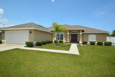 Palm Coast Single Family Home For Sale: 32 Freneau Lane