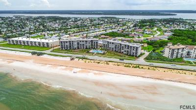 Ormond Beach Condo/Townhouse For Sale: 2700 Ocean Shore Blvd #501