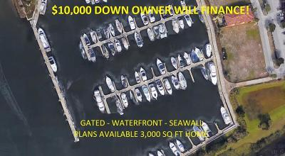 Harbor Village Marina/Yacht Harbor Residential Lots & Land For Sale: 142 Harbor Village Pt S