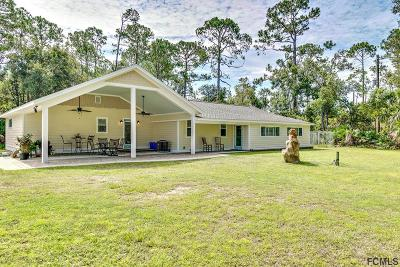 Bunnell Single Family Home For Sale: 791 Old Dixie Hwy S
