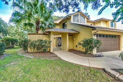Palm Coast Condo/Townhouse For Sale: 1 Sunrise Villas Ln #1