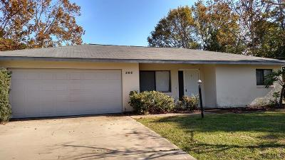 Indian Trails Single Family Home For Sale: 260 Beechwood Ln