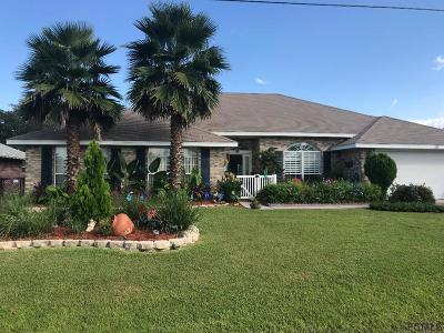 Palm Coast Single Family Home For Sale: 28 Forest Grove Drive