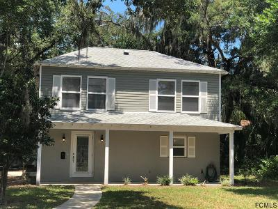 St Augustine Single Family Home For Sale: 30 Macaris St