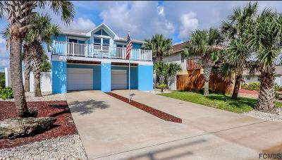 Flagler Beach Single Family Home For Sale: 2624 S Central Ave