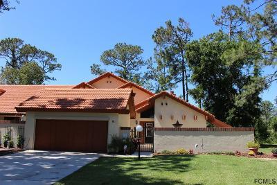 Palm Coast Condo/Townhouse For Sale: 15 Village Circle #15