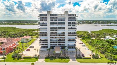 Flagler Beach Condo/Townhouse For Sale: 1601 N Central Ave #403