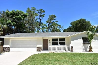 Ormond Beach Single Family Home For Sale: 605 Yonge Street