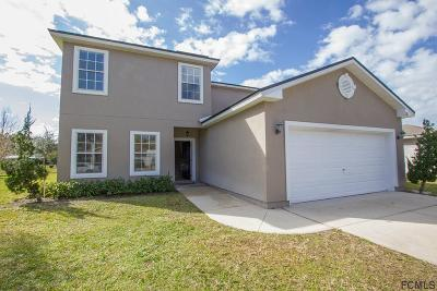 Palm Coast Single Family Home For Sale: 15 Riviera Estates Drive