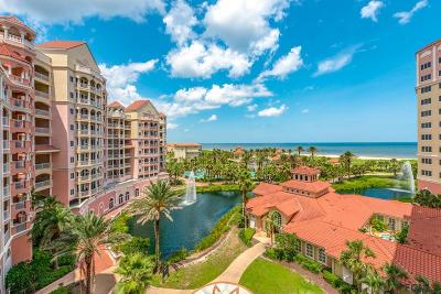 Palm Coast Condo/Townhouse For Sale: 200 Ocean Crest Drive #505
