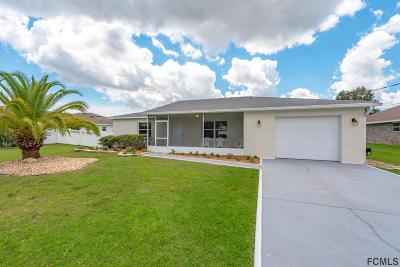 Matanzas Woods Single Family Home For Sale: 25 Lancelot Drive
