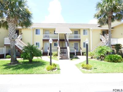 Flagler Beach Condo/Townhouse For Sale: 1105 Ocean Marina Drive #1105