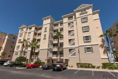 Palm Coast Condo/Townhouse For Sale: 700 Cinnamon Beach Way #642
