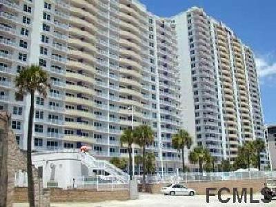 Daytona Beach Condo/Townhouse For Sale: 350 Atlantic Ave N #2120